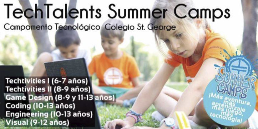 tech talents summer camp
