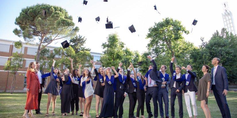 graduación St George